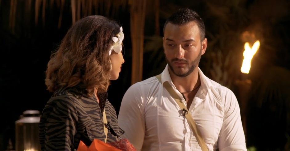 """Primul cuplu care s-a destrămat după """"Insula Iubirii""""! Denisa și Adrian și-au spus adio: """"Nu mai simt nimic pentru tine!"""""""