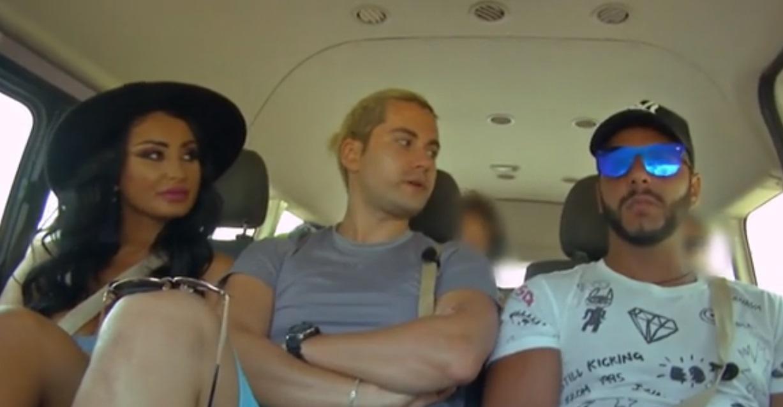 Premieră la Insula iubirii! Bogdan, momente fierbinți alături de Dana și...Adrian!