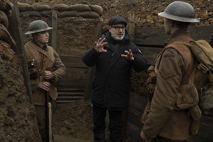 """Filmul """"1917"""", premiat cu Globul de Aur şi nominalizat la Oscar, în cinematografele româneşti la finalul lunii"""