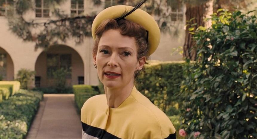 Actriţa Tilda Swinton va primi trofeul onorific al British Film Institute