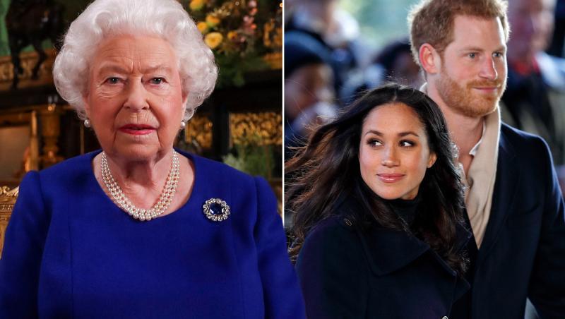 Ce se întâmplă cu prințul Harry și soția sa, Meghan Markle