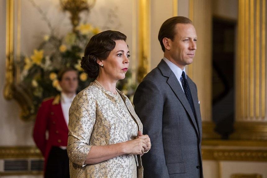 """Serialul """"The Crown"""", urmărit de pe 73 de milioane de conturi Netflix din întreaga lume"""