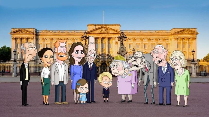 """Serialul animat """"The Prince"""", povestea familiei regale britanice spusă din perspectiva prinţului George, în lucru"""