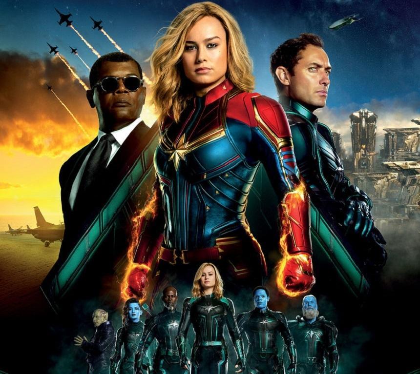 """Sequel-ul filmului """"Captain Marvel"""", în pregătire"""