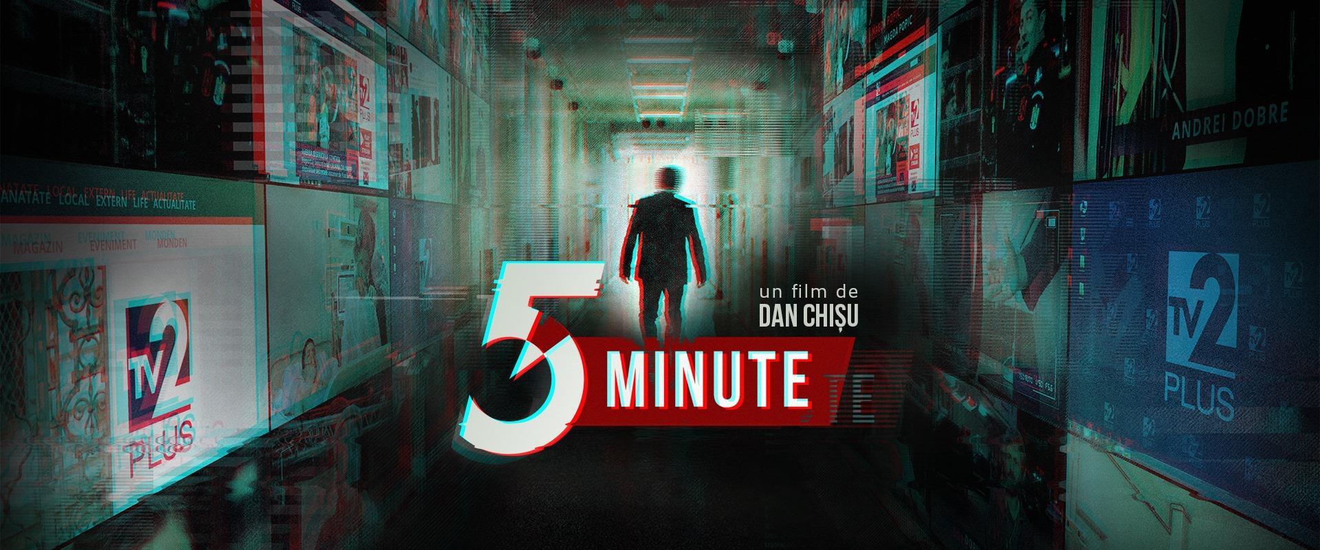 """Filmul """"5 Minute"""", de Dan Chișu, începând cu 27 martie în cinematografele din România"""