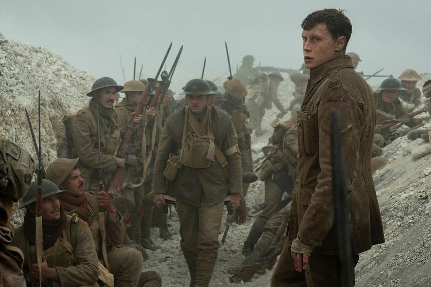 """Drama """"1917: Speranţă şi moarte"""", debut în top trei al box office-ului românesc"""