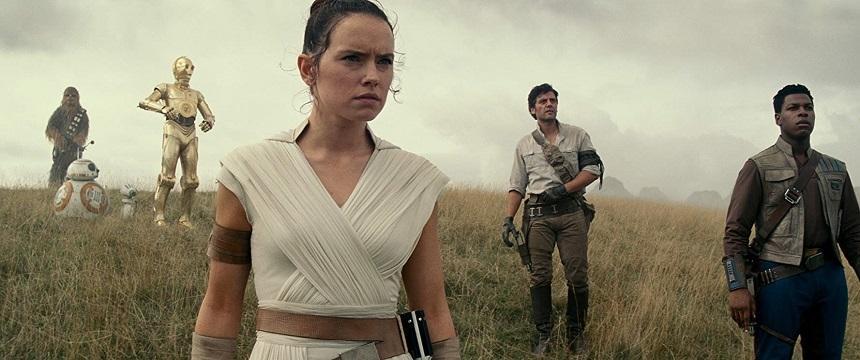 """""""Star Wars: The Rise of Skywalker"""", pentru al treilea weekend pe primul loc în box office-ul nord-american. """"Frozen 2"""", animaţia cu cele mai mari încasări din toate timpurile"""