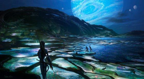 """Au apărut primele imagini din """"Avatar 2"""". James Cameron a dezvălui că acțiunea se va desfășura într-o lume acvatică"""