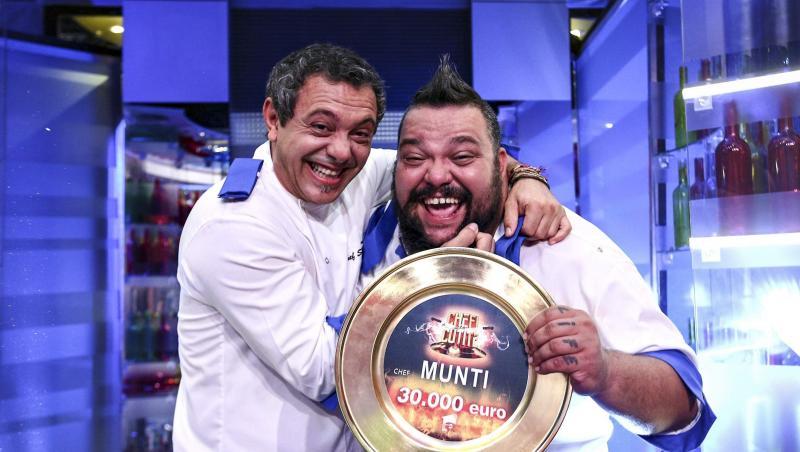 Mihai Munteanu, câștigător Chefi la cuțite, sezon 6