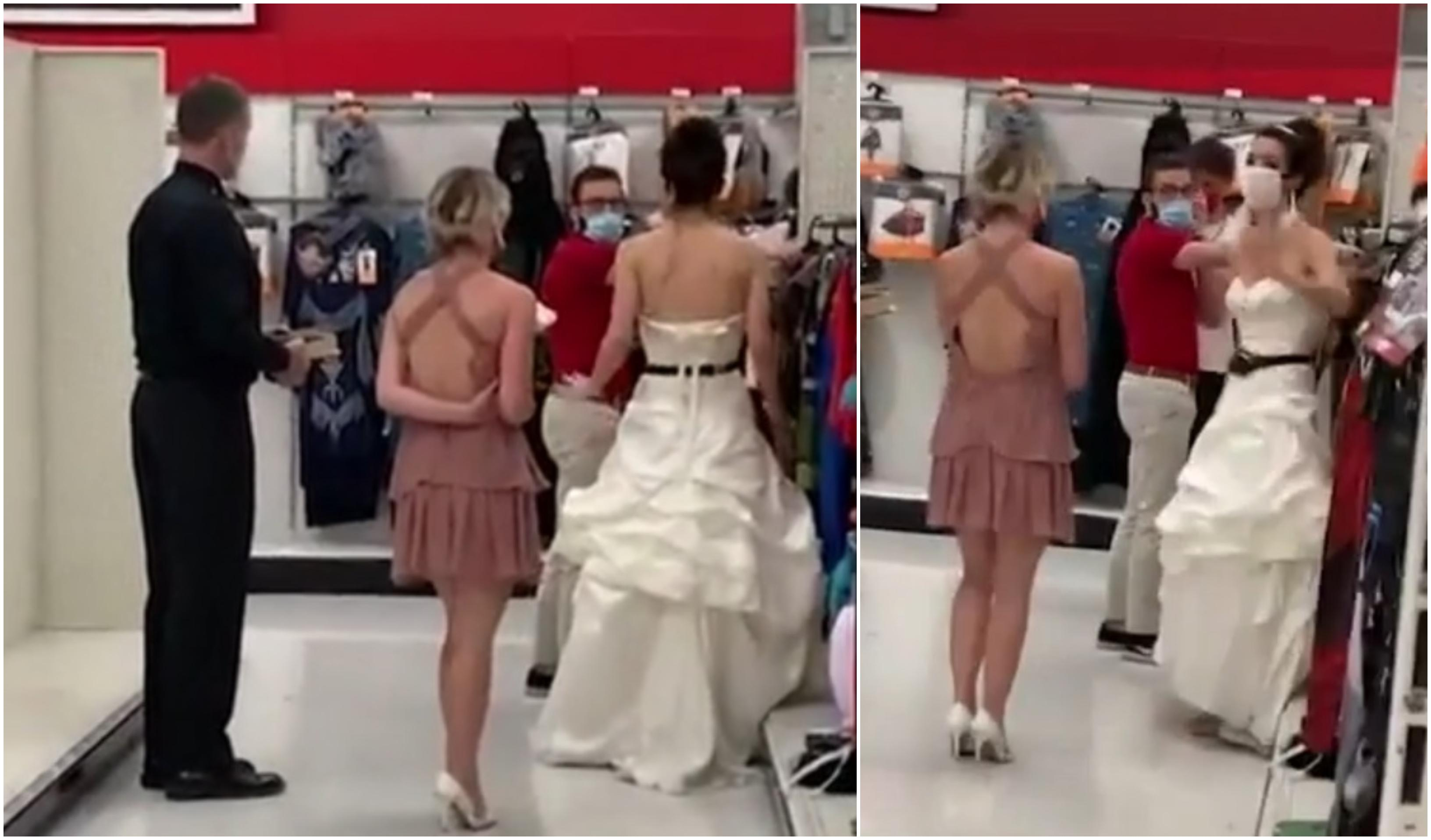 """Logodnic ezitant, somat de logodnică la locul de muncă să facă nunta: """"Ia-mă acum de nevastă, am adus și pastorul"""""""