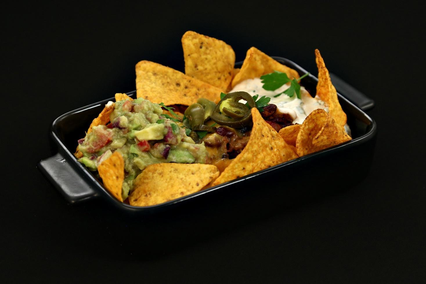 Rețetă tradițională de nachos mexican