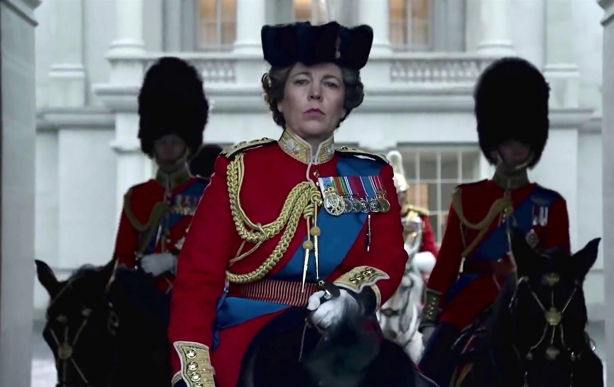 Greșeala observată de fani într-o secvență cu Prințesa Diana din serialul The Crown