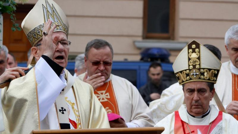 Fotografie realizata de sfantul dumitru/dimitrie catolic, care este sarbatorit pe 26 octombrie