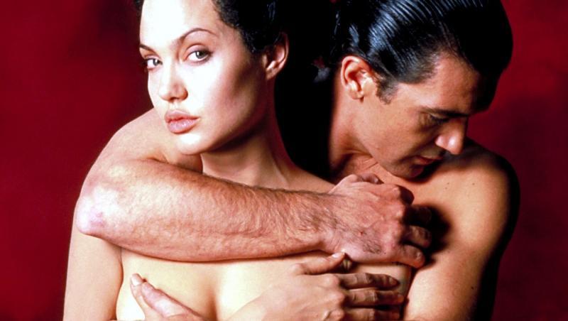 Angelina Jolie și Antonio Banderas