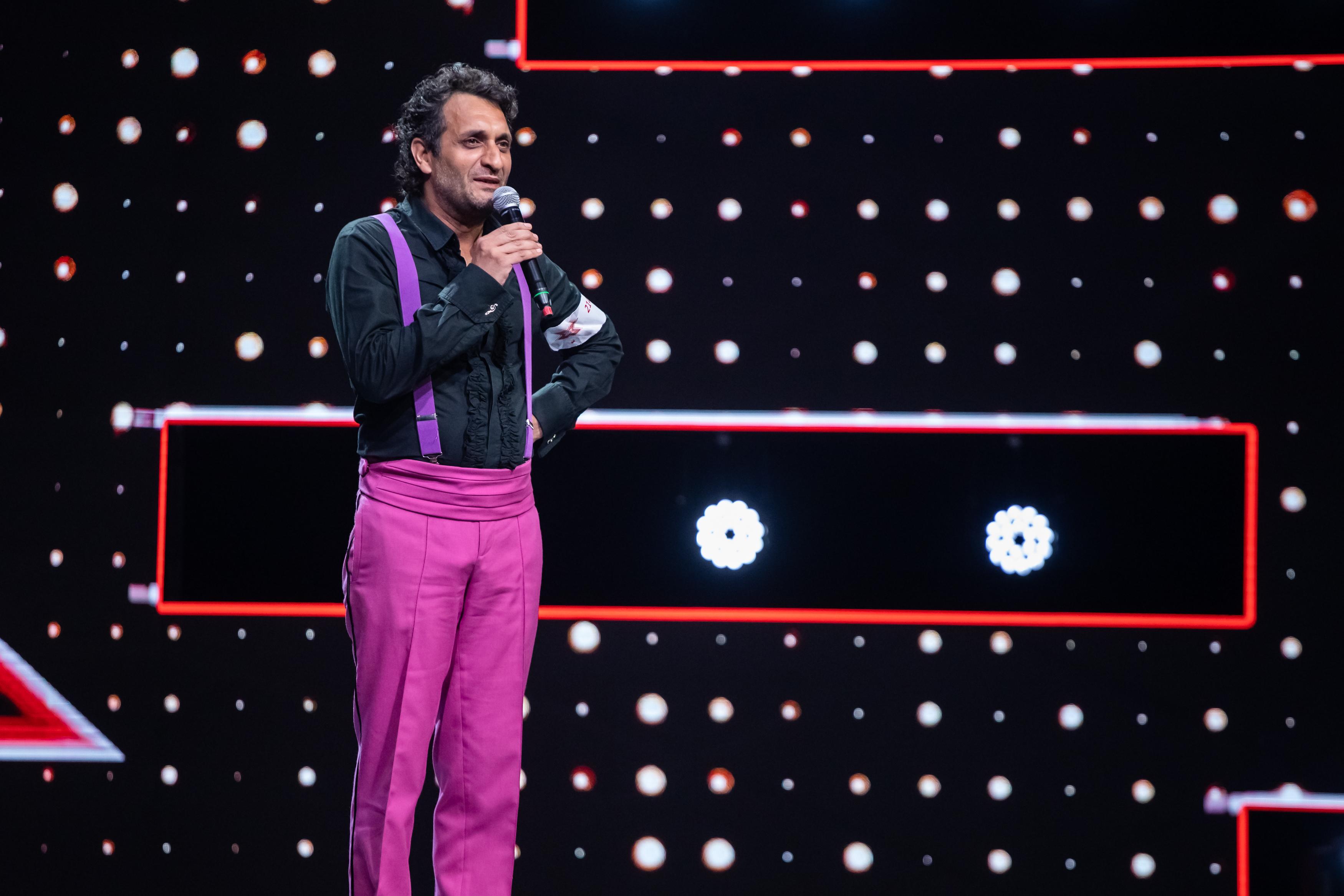 Iulian Canaf a dovedit pe scena X Factor că are bluesul în sânge. El și Loredana au istorie împreună
