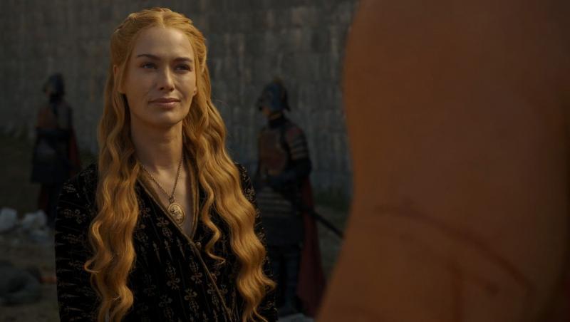 Lena Headey, in rolul lui Cercei din Game of Thrones