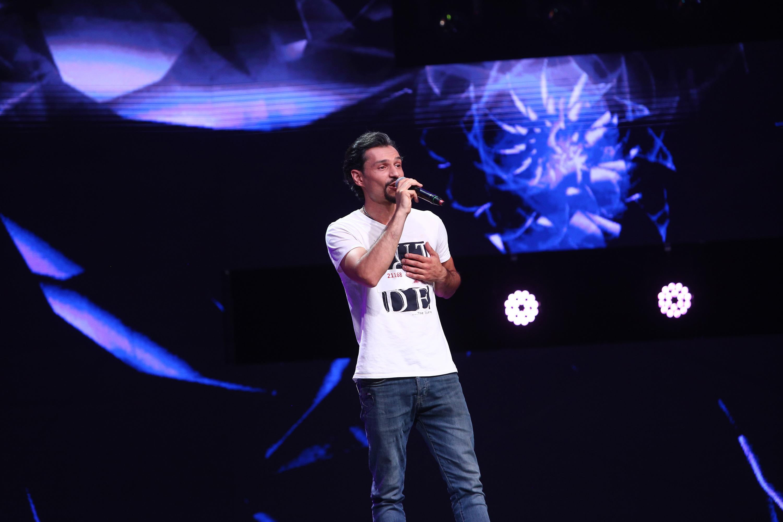 Ioan Păduraru, actorul de pe scena X Factor. Melodia aleasă de el nu s-a mai cântat până în acest sezon