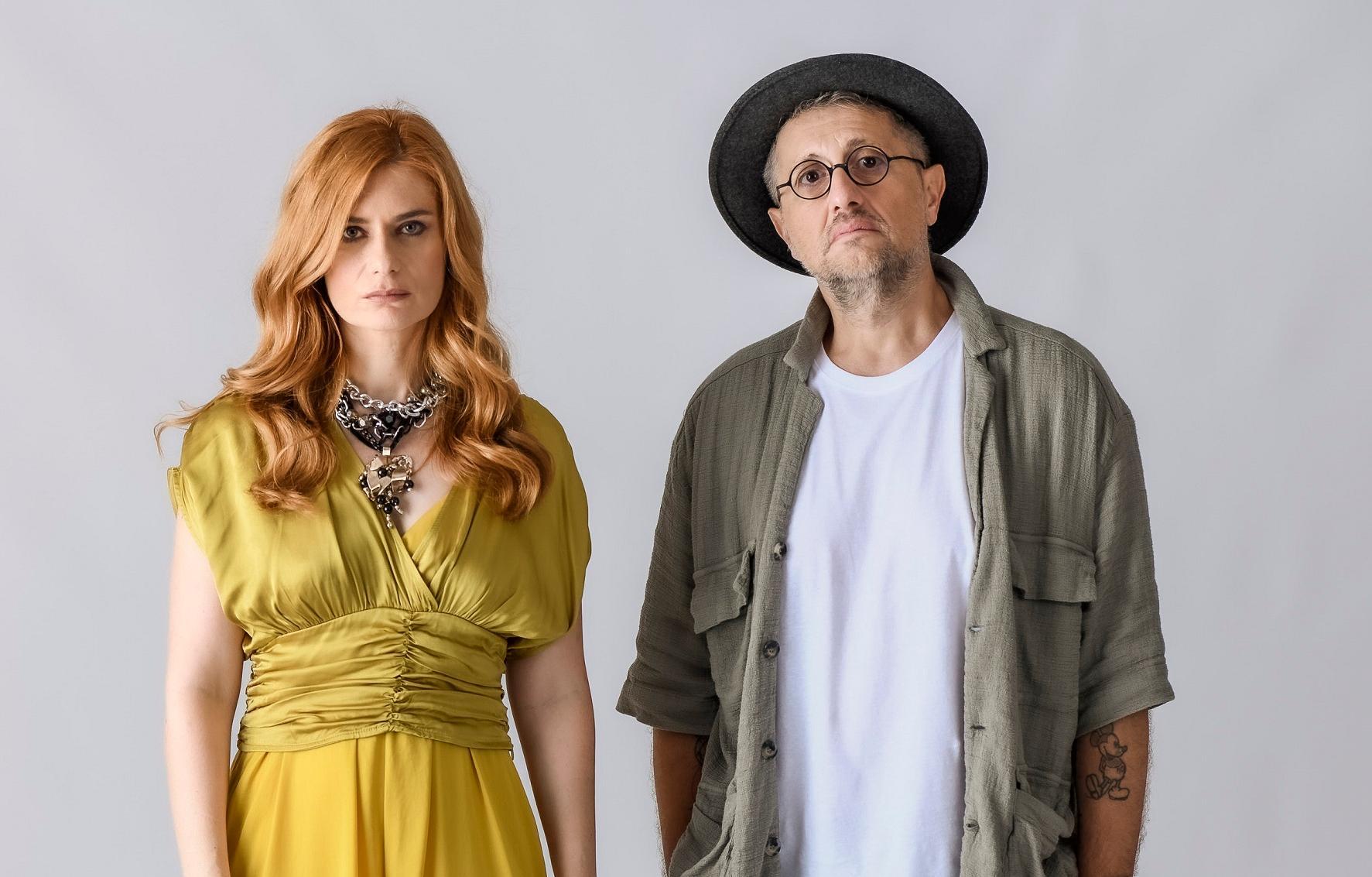Anca Androne şi Bogdan Talaşman, cuplu în serialul Adela de la Antena 1