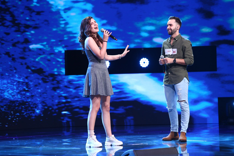 """X Factor 2020. Marian și Teodora i-au dat pe spate pe jurați cu o interpretare originală a piesei """"Billie Jean"""": """"Excepțional"""""""
