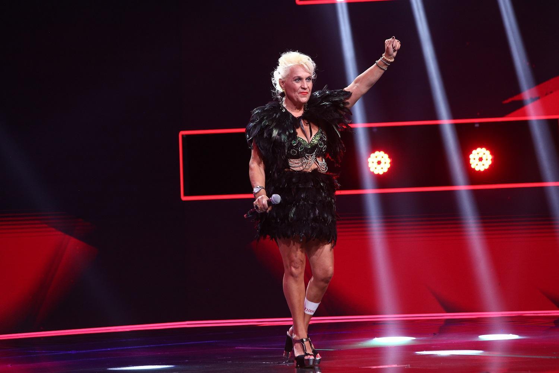 A cântat pentru părinții lui Ștefan Bănică, acum urcă pe scena X Factor