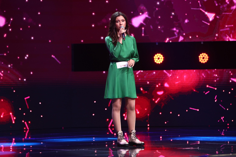 """X Factor 2020. Andrada Barangă l-a convins pe Ștefan Bănică de faptul că merită un loc în Bootcamp: """"Ești un diamant neșlefuit"""""""