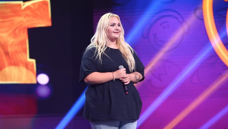 Jasmina Negrea Drăgan, finalistă în sezonul nouă iUmor
