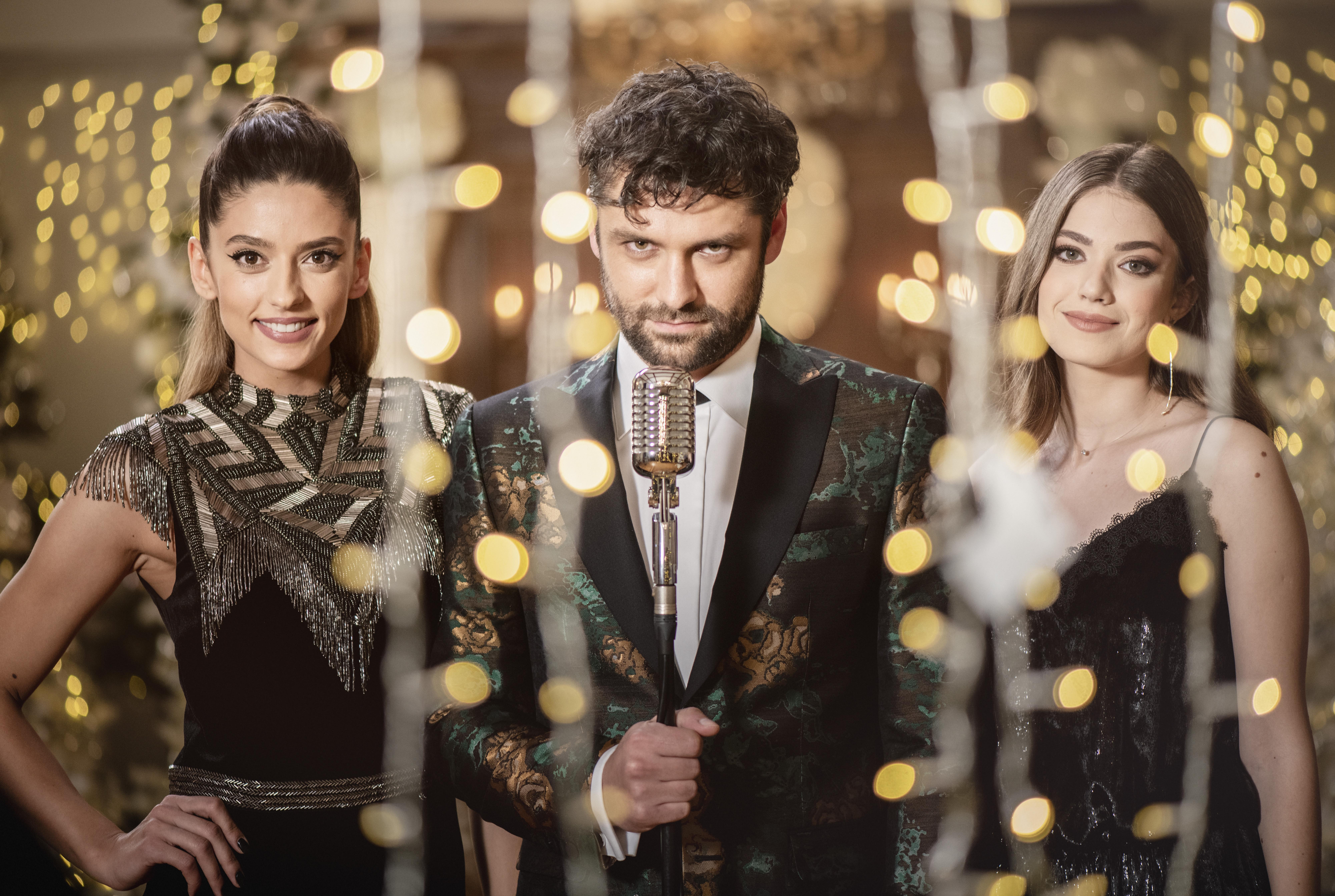 Protagoniștii serialului Adela susțin proiectul Ajut eu!, care revine pe 29 noiembrie, de la ora 14.00, la Antena 1
