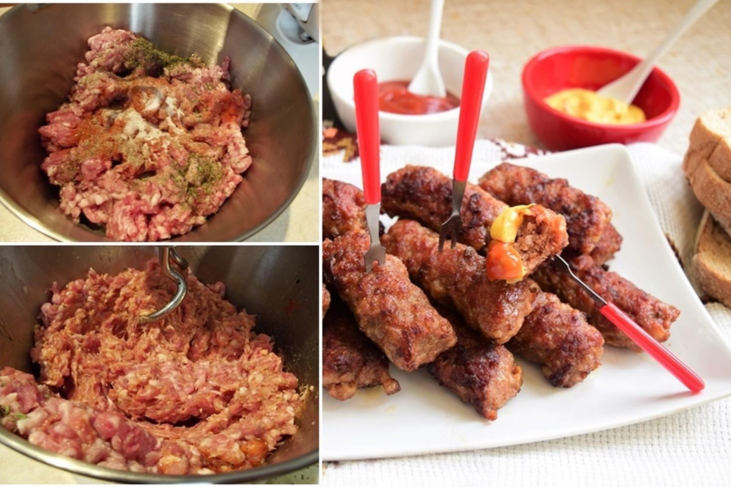 Rețetă tradițională pentru pasta de mici la grătar. Rețete tradiționale pentru 1 decembrie