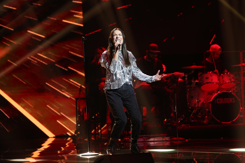 """X Factor 2020. Ioana Ardelean a ridicat o concurentă de pe scaun, în Bootcamp. Delia: """"Vei face treabă în țărișoara asta!"""""""