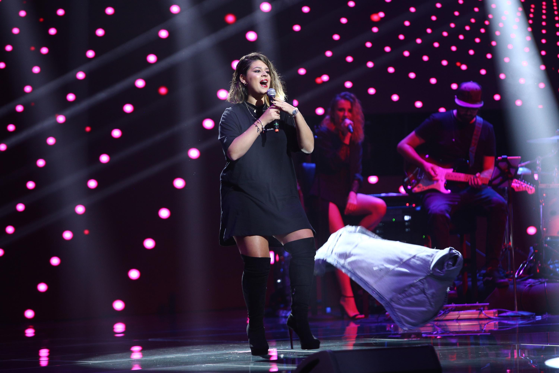 """X Factor 2020. Marta Verecchia, moment plin de energie în Bootcamp. Loredana: """"Cred că ai cea mai bună voce până acum"""""""