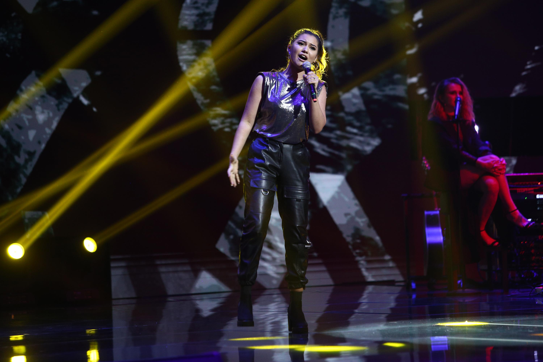X Factor 2020. Andra Barangă are muzica în sânge, dar alegerea piesei nu a avantajat-o în Bootcamp