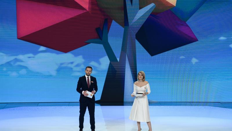 Mihai Morar și Alessandra Stoicescu, în platoul Ajut eu!