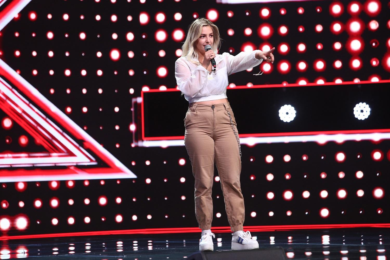 """Katarina Dyer, fiica lui Andrei Gheorghe, vine pe scena """"X Factor""""! Ce a dezvăluit juraților"""