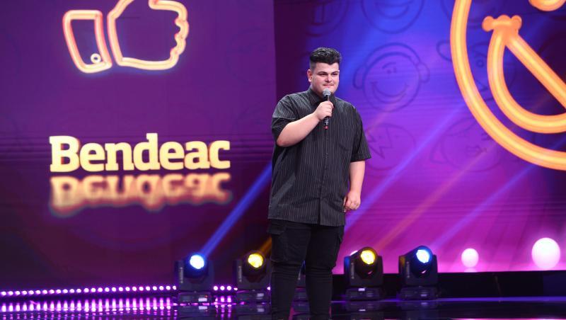 """Mihai Tasici, concurent la emisiunea """"iUmor"""""""