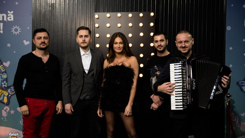 Raluka și Balkanic Project, spectacol la Marea Unire ZU