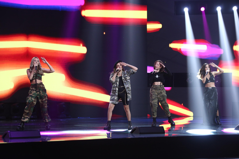 X Factor 2020. Tiny Tigers au dominat scena în etapa Duelurilor. Cu ce piesă au impresionat