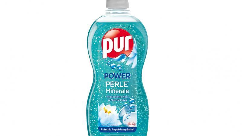 Pur Power Perle Minerale poate fi ajutorul tău de nădejde în bucătărie
