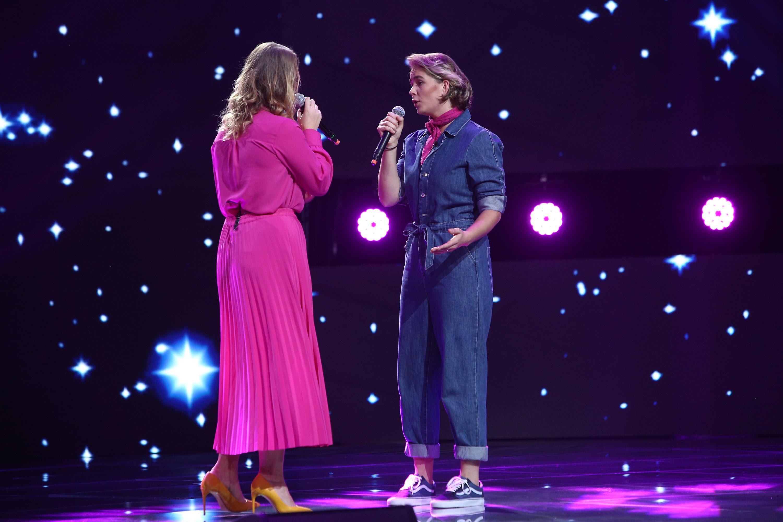 X Factor 2020. Diana și Ioana Conta, adevărata surpriză din etapa Duelurilor. Vocile lor s-au armonizat perfect
