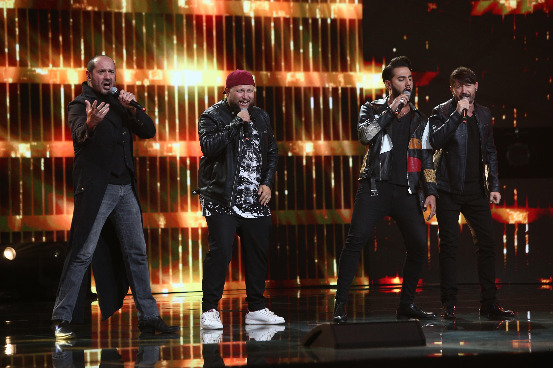 X Factor 2020. Super 4, prestație fantastică în etapa Duelurilor. Momentul lor este greu de uitat
