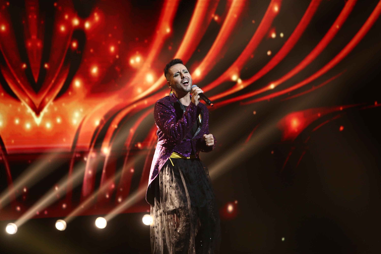 X Factor 2020. Kalon Rae a strălucit pe scenă în etapa Duelurilor. Ce piesă a interpretat