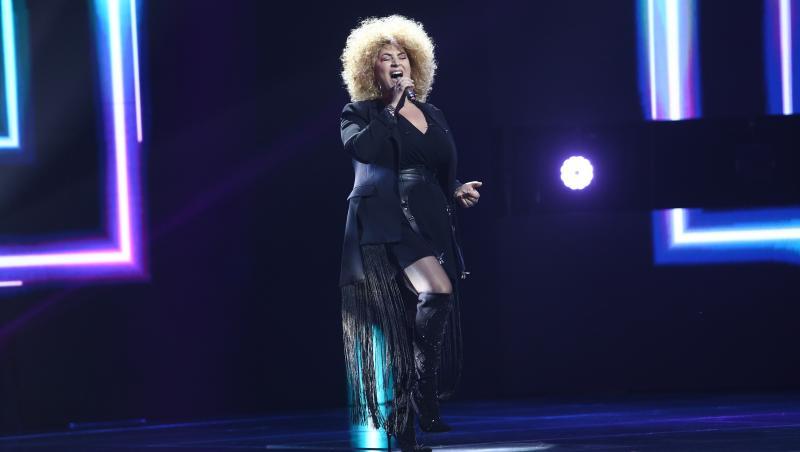 La repetiții, Sonia Mosca s-a deschis în fața Deliei și a colegilor ei