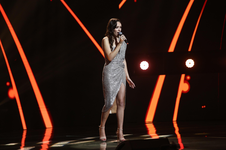 X Factor 2020. Ioana Ardelean a strălucit în etapa Duelurilor. A primit aplauze la scenă deschisă