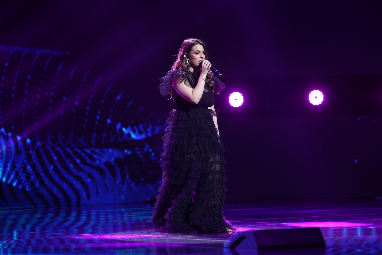 X Factor 2020. Alexandra Serenada Sîrghi, moment de excepție pe scena X Factor. Delia i-a lăudat performanța vocală