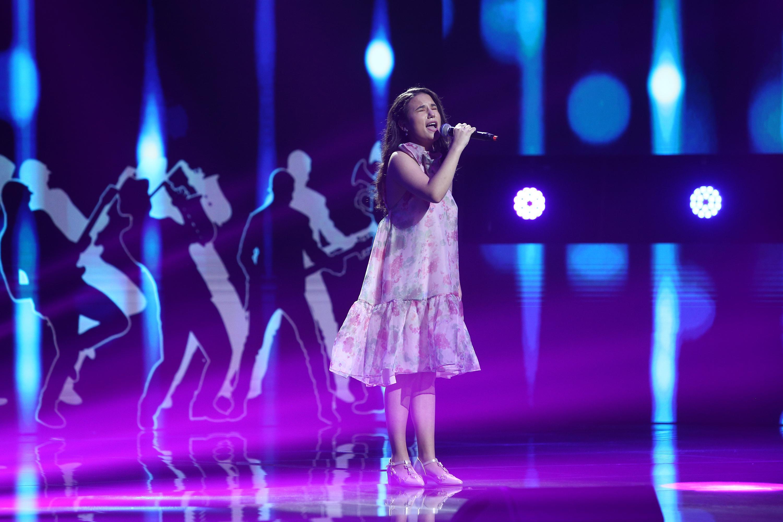 X Factor 2020. Andrada Precup, singura concurentă care l-a transformat pe Ștefan Bănică din jurat, în spectator