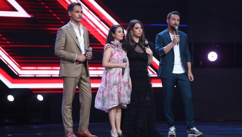 """Concurenții din sezonul 9 """"X Factor"""" luptă pentru un loc în finală vineri, de la ora 20:30, la Antena 1"""