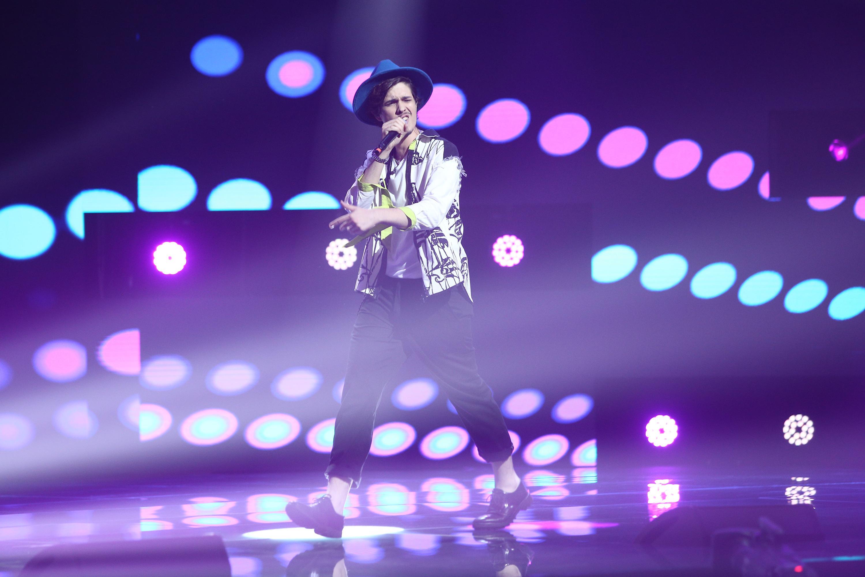 X Factor 2020, Semifinală. Iulian Selea, semifinalistul Loredanei, a umplut scena cu energie muzicală