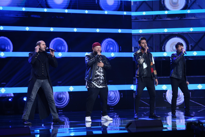 """X Factor 2020, Semifinală. Super 4, semifinaliștii lui Florin Ristei, au cântat cu forță și au făcut """"show-ul să continue"""""""