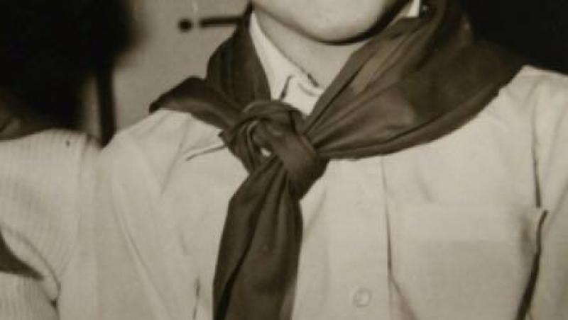 Neven Ciganovic, barbatul ken, cand era copil, inainte de interventiile estetice