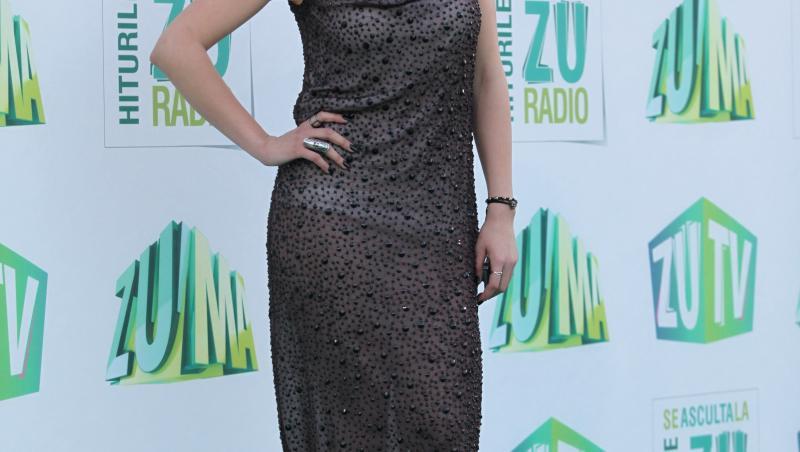 Alina Eremia, la Gala Zu Music Awards, în 2014