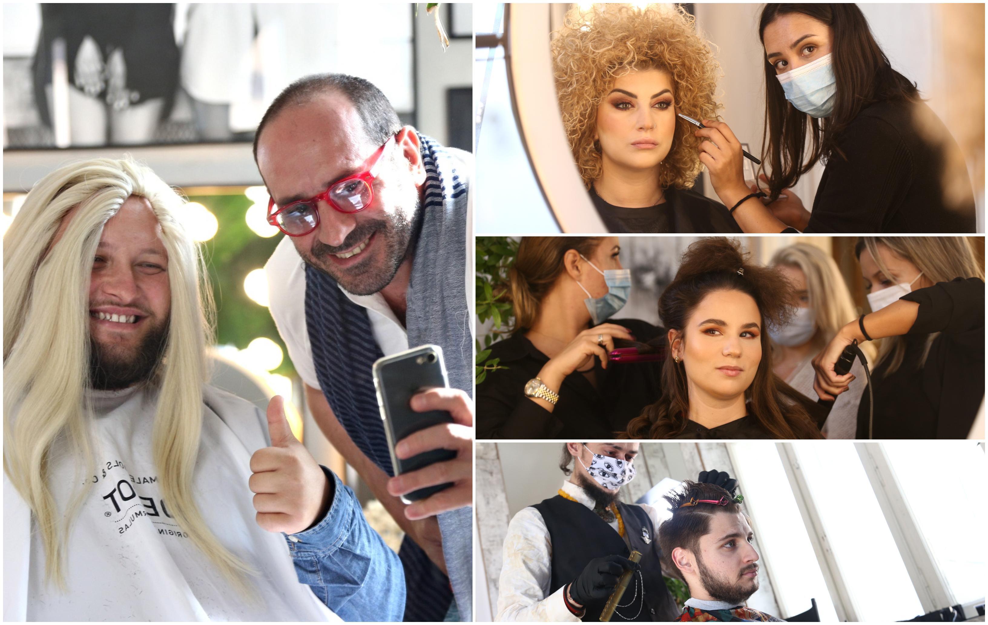 Zi de relaxare pentru concurenții X Factor, înainte de finala de vineri, de la ora 20.30, la Antena 1